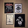 Sarcofago, Sodom, Necrodeath and NME patches