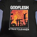 Godflesh - TShirt or Longsleeve - Godflesh 'Streetcleaner'