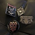 Official Watain pins