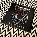 First press 2006 black vinyl, Reinkaos LP