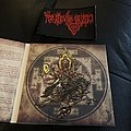 Devils Blood - Patch - The Devils blood CD maxi