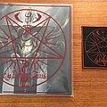 Nightbringer - Tape / Vinyl / CD / Recording etc - Qayin Edition Vinyl, red/black splatter.