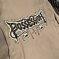 Possession leather back patch