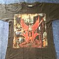 Warlord - TShirt or Longsleeve - Official Warlord - Rising Of The Ashes t-shirt