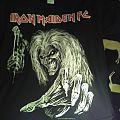 Iron Maiden 2014 fan club shirt