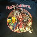 Iron Maiden - Bring Your Daughter to the Slaughter 1990 shirt