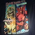 Iron Maiden - Legacy of the Beast tour shirt