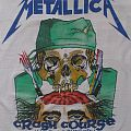 Metallica Crash course in brain surgery TOUR ´87 shirt
