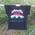 Metallica DAMAGE INC. TOUR 1987 Shirt