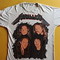 Metallica where ever I may roam Tour 91-92-93  TShirt or Longsleeve