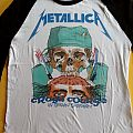 METALLICA crash course in brain surgery jersey TShirt or Longsleeve