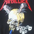 Metallica DAMAGE INC. Sweater  TShirt or Longsleeve