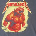 Metallica - Jump in the fire  European TOUR Shirt