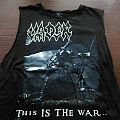 Vader - The Art of War shirt from Peter