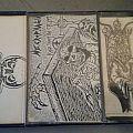 Necrophagia tapes Tape / Vinyl / CD / Recording etc