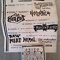 Retro Satan - Grito Mortal demo Tape / Vinyl / CD / Recording etc
