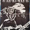 "Mania - ""Werewolf"" poster 1984 Other Collectable"
