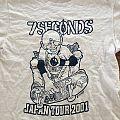 7 Seconds - TShirt or Longsleeve - 7 Seconds Japan tour 2001