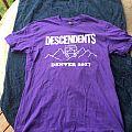 Descendents denver 2017 shirt