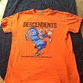 Descendents riot fest 2016 shirt