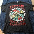Gwar wheel of punishment shirt