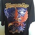 Rhapsody - TShirt or Longsleeve - Rhapsody Symphony of Enchanted Lands T-Shirt 1998