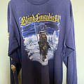 Blind Guardian Mirror Mirror 1998 Blue L/S shirt