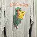 Blind Guardian - TShirt or Longsleeve - Blind Guardian LS 90s Greetings From The Twilight Hall