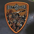 Warmaster Bolt Thrower Patch