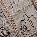 Helloween autographs