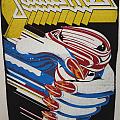 Judas Priest: Vintage Turbo Backpatch