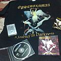Ophthalamia - A Journey Into Darkness Shirt CD