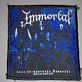 Immortal - Sons of Northern Darkness Woven Patch