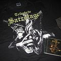 Sarcofago - Tribute Shirt Cogumelo