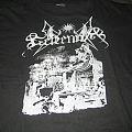 Gehenna - Black Seared Heart Original Shirt