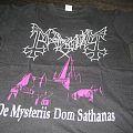 Mayhem - De Mysteriis dom Satanas shirt