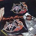 Slayer Show No Mercy Shirt