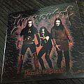 Immortal - Damned In Black LP 1st Tape / Vinyl / CD / Recording etc