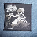 Morbid Angel - Knochenflöterich Patch