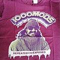 1000mods 2017 tour shirt