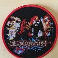 EXORCIST Round Patch