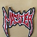 MASTER Logo Patch