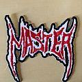MASTER Logo Patch
