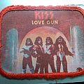 Kiss Love Gun Patch
