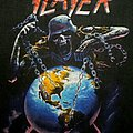 Slayer - European intervention Tour Shirt
