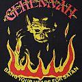 Gehennah - Bang your head for Satan Shirt