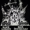 Blue Öyster Cult - Black Sabbath Longsleeve