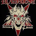 Blasphemy - Darkness prevails Shirt