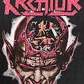 Kreator - X-mas Metal Meeting 91 Tour Shirt