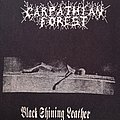 Carpathian Forest - Black Shining Leather LS TShirt or Longsleeve
